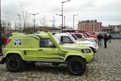 Rally Raid UK Desert Warrior