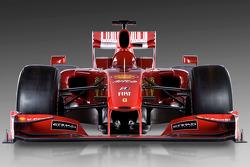 El Ferrari F60 de 2009