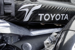 Detail of the new RVX-09 engine