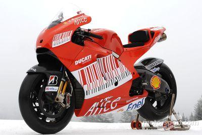 Presentazione Ducati Desmosedici GP9