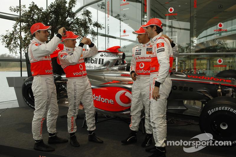 2º Heikki Kovalainen