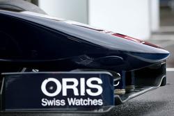 L'avant de la nouvelle Williams FW 31