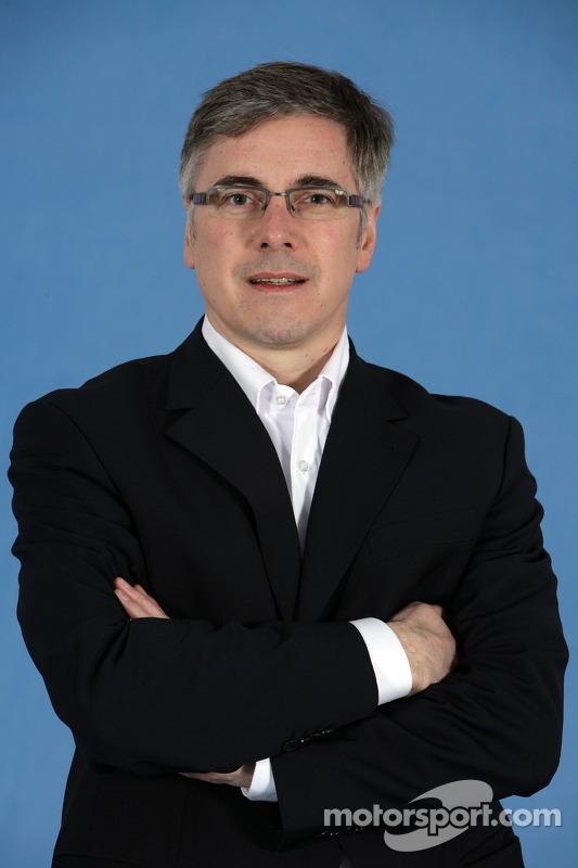 Walter Riedl, BMW-Sauber-Direktor