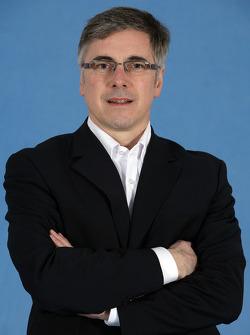 Walter Riedl, Managing Director BMW Sauber F1 Team