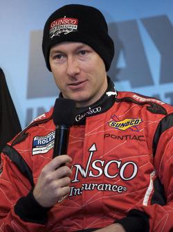 GAINSCO Bob Stallings Racing press conference: Jon Fogarty