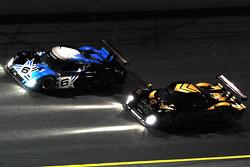 #6 Michael Shank Racing Ford Riley: A.J. Allmendinger, Ian James, John Pew, Michael Valiante, #16 Penske Racing Porsche Riley: Timo Bernhard, Ryan Briscoe, Romain Dumas