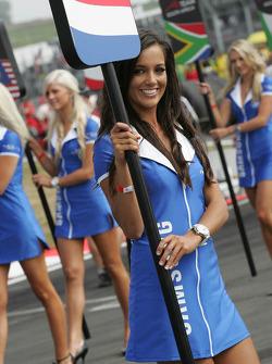 Lovely Samsung girl