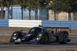 #16 Dyson Racing Team Lola 08 86 Mazda: Chris Dyson, Ben Devlin, Butch Leitzinger, Marino Franchitti