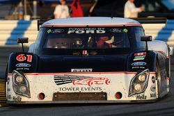 #61 AIM Autosport Ford Riley: David Empringham, John Farano, Alex Figge, Burt Frisselle, Mark Wilkins