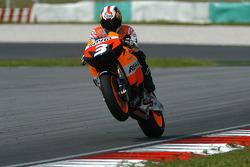 Dani Pedrosa of Repsol Honda Team