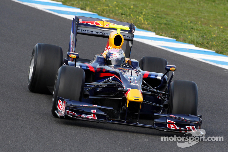 2009: Red Bull Racing RB5