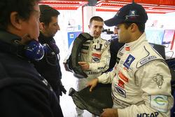 Pedro Lamy and Nicolas Minassian