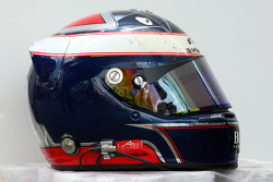 Michael Ammermuller, driver of A1 Team Germany helmet