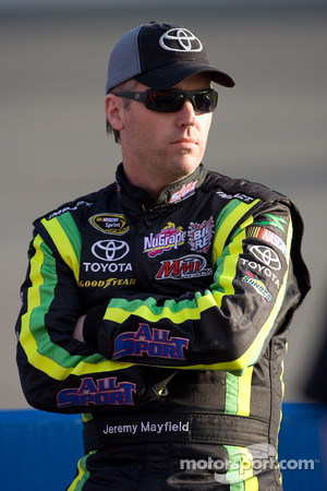 Jeremy Mayfield Dodges A Legal Bullet