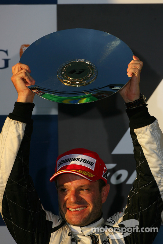 2. Rubens Barrichello, Brawn GP