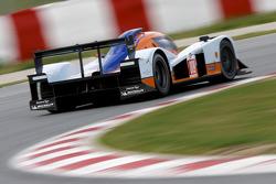 #009 Aston Martin Racing Lola Aston Martin: Harold Primat, Miguel Ramos, Darren Turner