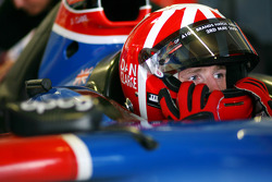 Dan Clarke, driver of A1 Team Great Britain