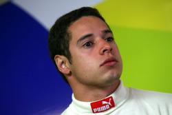Felipe Guimaraes, driver of A1 Team Brazil