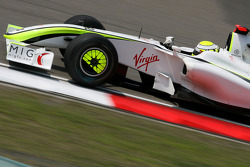 Jenson Button, Brawn GP, Brawn BGP 001