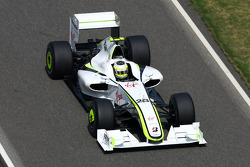 Rubens Barrichello, Brawn GP, Brawn BGP 001