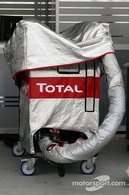 Total-Tankanlage