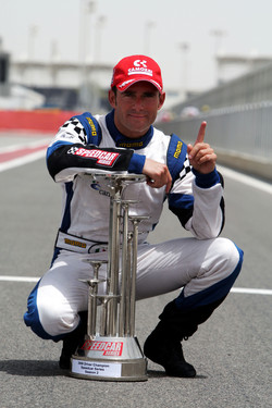 Championship winner Gianni Morbidelli Palm Beach