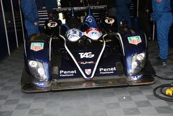 #41 G.A.C. Racing Team Zytek 07S - Zytek