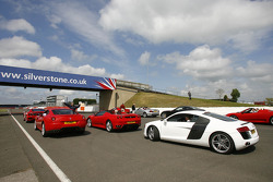 Tourist Trophy: exotic cars at Silverstone