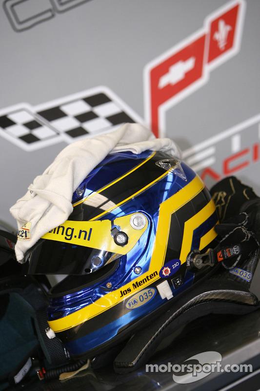 Helmet of Jos Menten