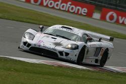 #13 Full Speed Racing Team Saleen S7R: Michel Orts, Ferdinando Monfardini