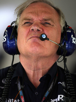 Patrick Head, Williams F1 Team, Director of Engineering