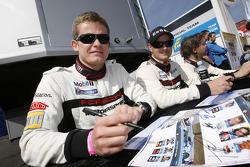 Emmanuel Collard, Casper Elgaard and Kristian Poulsen