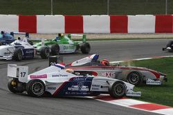Jack Te Braak, Muecke Motorsport and Come Ledogar, DAMS off the track