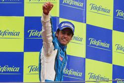 1st, winner Luiz Felipe Nasr, Eurointernational