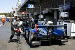 #33 Speedy Racing Team Sebah Lola B08/80 Coupé – Judd