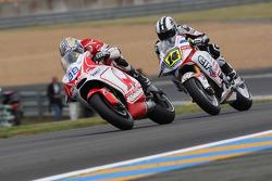 Niccolo Canepa, Pramac Racing, Randy De Puniet, LCR Honda MotoGP