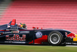 Brendon Hartley, Carlin Motorsport, Dallara F308 Volkswagen