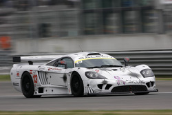 #13 Full Speed Racing Team Saleen S7R: Michel Orts, Ferdinando Monfardini