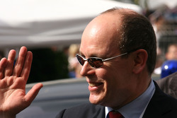 His Serene Highness Prince Albert of Monaco
