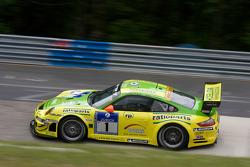 #1 Manthey Racing GmbH Porsche 911 GT3 RSR: Timo Bernhard, Marc Lieb, Romain Dumas, Marcel Tiemann