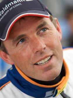 Pole winner Dirk Adorf, Raeder Automotive GmbH Ford GT