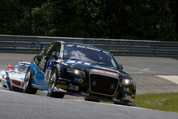 #11 KTN Audi RS4: Andy Booth, Timothy Martin, Stuart Owers, Lewis Scott