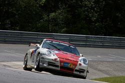 #51 Bonk Motorsport Porsche 996 GT3 Cup: Wolf Silvester, Mario Merten