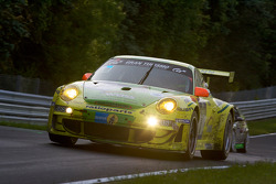 #1 Manthey Racing GmbH, Porsche 911 GT3 RSR: Timo Bernhard, Marc Lieb, Romain Dumas, Marcel Tiemann