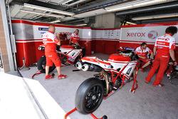 Команда Ducati Xerox