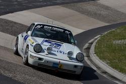 #22 Scuderia Colonia e.V. Porsche 964 RS: Andreas Sczepansky, Georges Kuhn, Matthias Wasel, Thomas Wasel