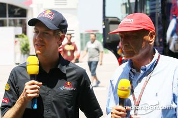 Lotus Reanult misses Kubica says Niki Lauda