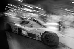 #008 Aston Martin Racing Lola Aston Martin: Anthony Davidson, Jos Verstappen, Darren Turner
