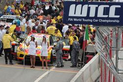 Sunday pre-race 1