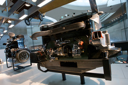 Times of change: 1924 Mercedes Supercharged M 836 engine